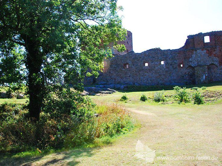 Burgruine Hammershus, Bornholm  #burg #ruine #burgruine #hammershus #bornholm