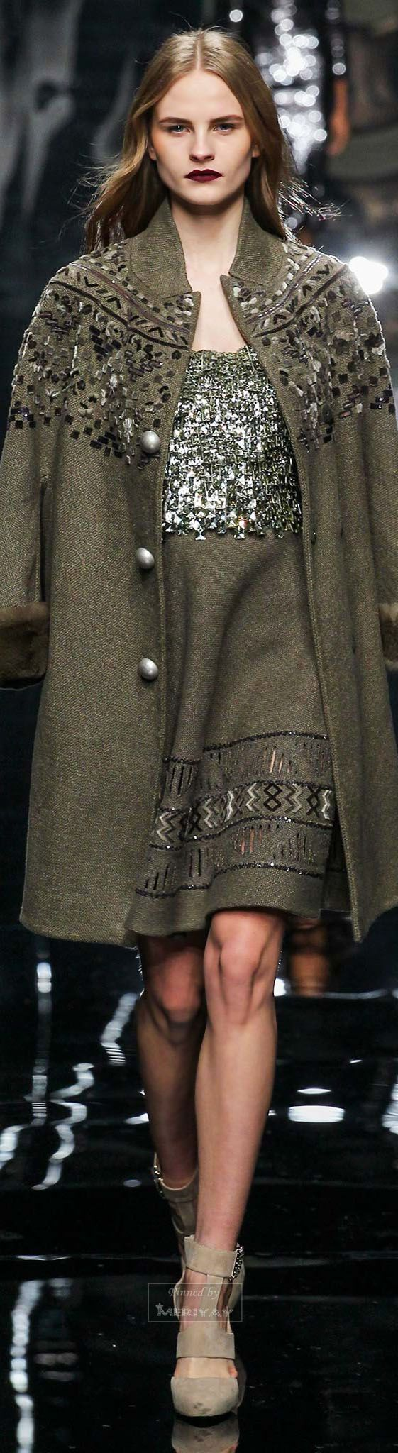 Ermanno Scervino.Fall 2015.