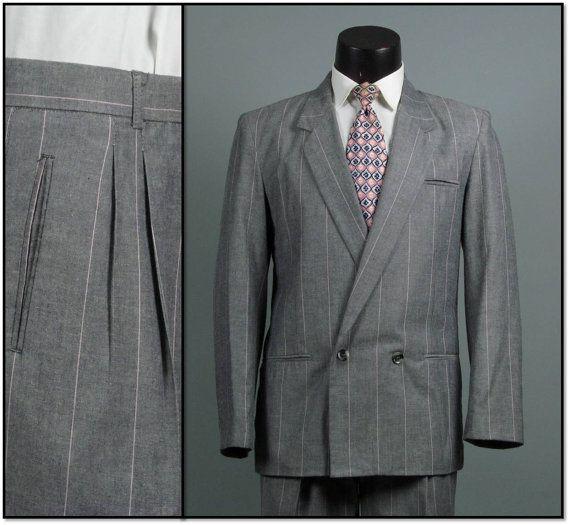 1000  ideas about Vintage Men's Suits on Pinterest | Vintage men's