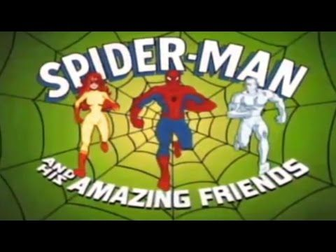 Spiderman and His Amazing Friends Season 1 Episode 1 Triumph Of The Green Goblin HD - YouTube