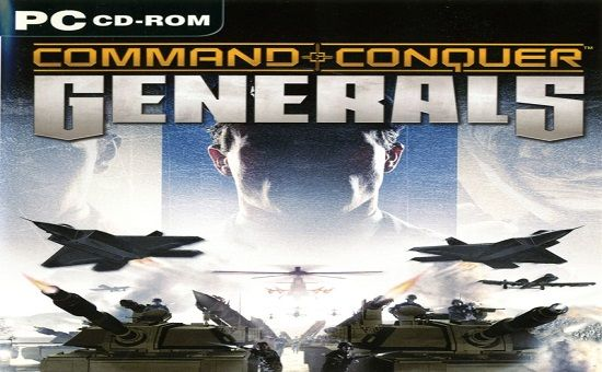 Command and Conquer Generals PC Game Full Download