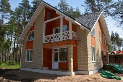 Готовые дома на продажу. Дом №155
