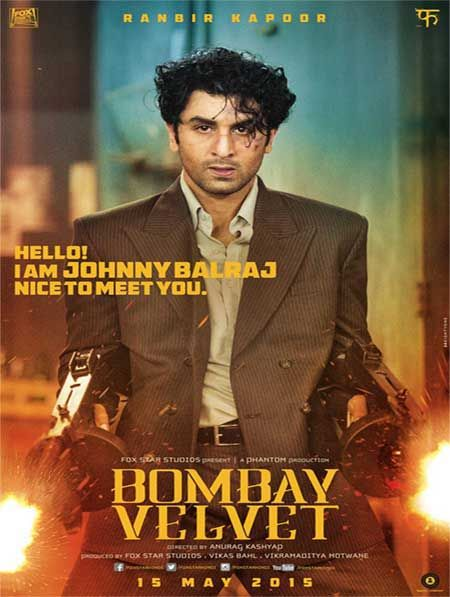 Movie Review of Bombay Velvet. Bombay Velvet is a disappointment. There's no other way to put it. It's a fascinating disappointment, but a disappointment nonetheless. #Bollywood #Movies #TIMC #TheIndianMovieChannel #Entertainment #Celebrity #Actor #Actress #Director #Singer #IndianCinema #Cinema #Films #Movies #Magazine #BollywoodNews #BollywoodFilms #video #song #hindimovie #indianactress #BombayVelvet