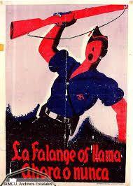 Spain - 1936-39. - GC - poster - Ahora o nunca (Bando Nacional)