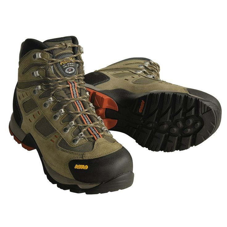 For only $94.46 these boots will keep your feet smiling on your next adventure. Asolo Echo Hiking Boots (For Men) in Tundra/Black