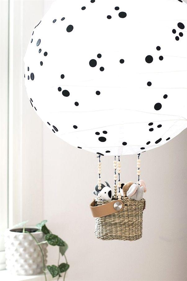 IKEA hack: DIY Ballonlampe für das Kinderzimmer von Hacking Regolit ...