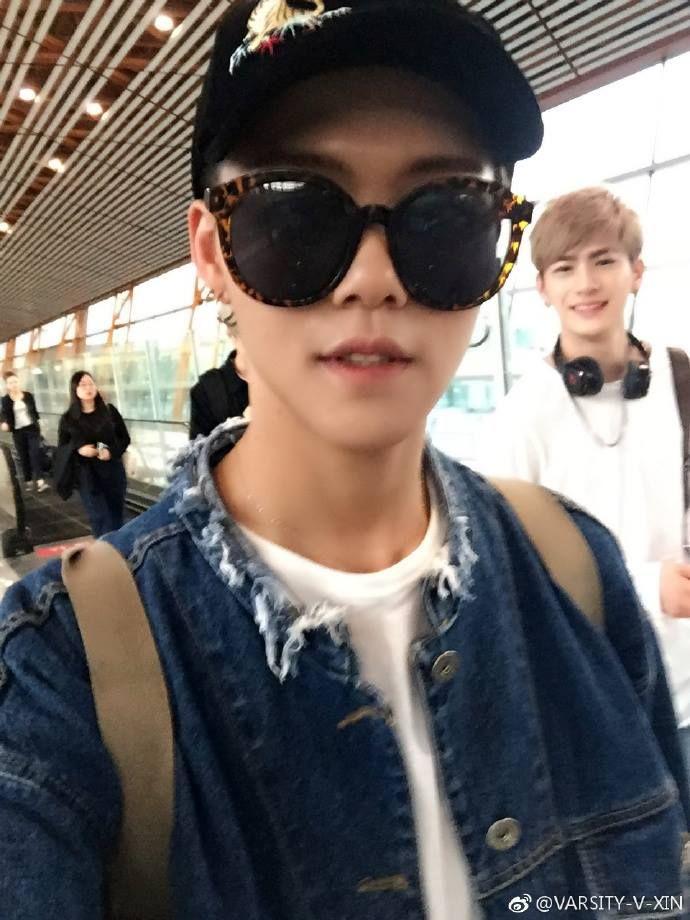 Xin Weibo Update | 170515