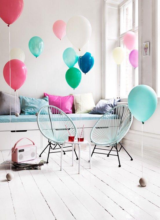 Balloon Party / Inspiration communication Marketing