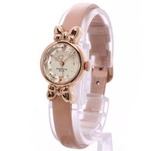 Samantha Thavasa Disney Minnie Mouse Watch Collection | eBay $350