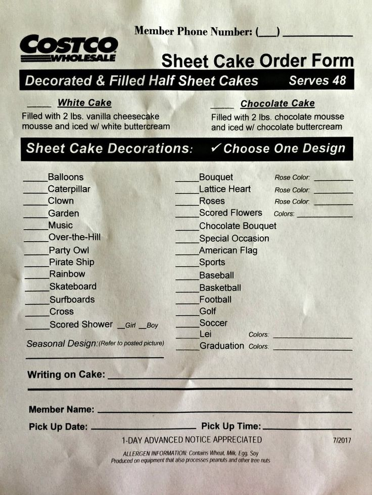 Best 25+ Cake order forms ideas on Pinterest Order cake, Cake - cake order forms