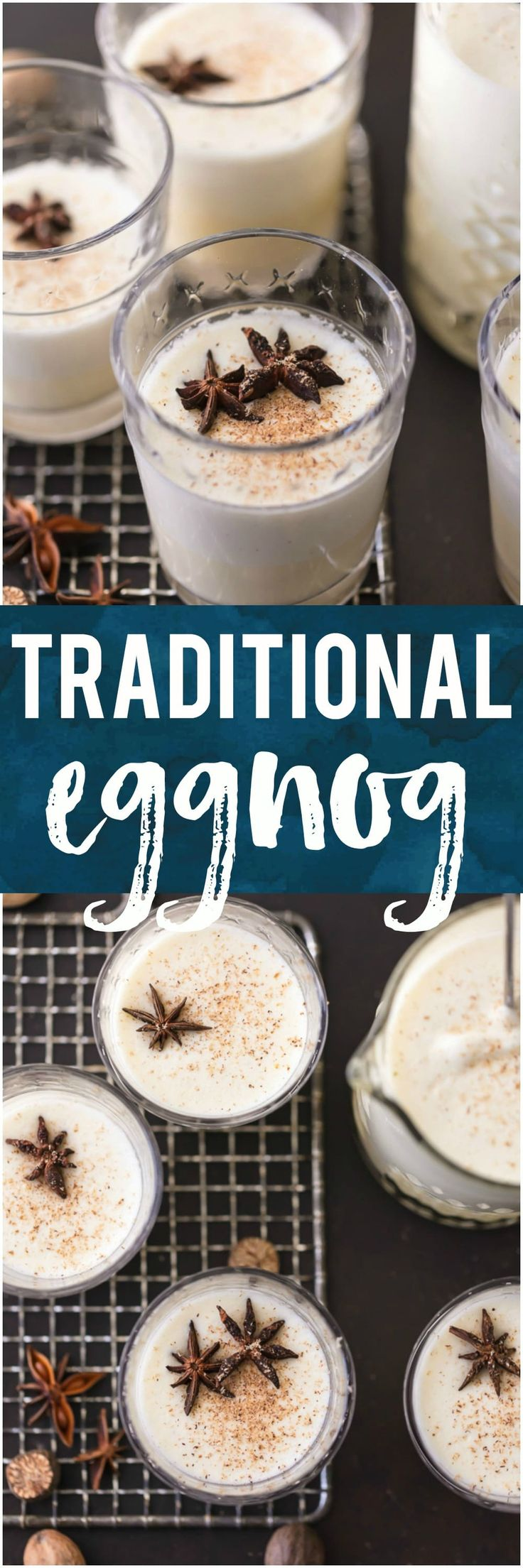 Traditional Eggnog  | Posted By: DebbieNet.com