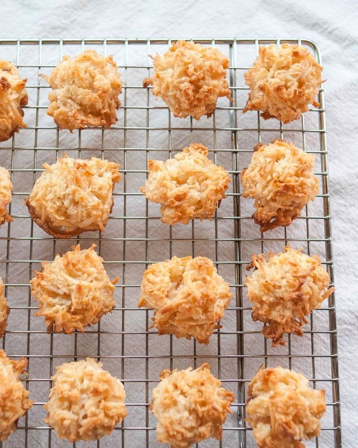 How To Make the Best Coconut Macaroons | Kitchn