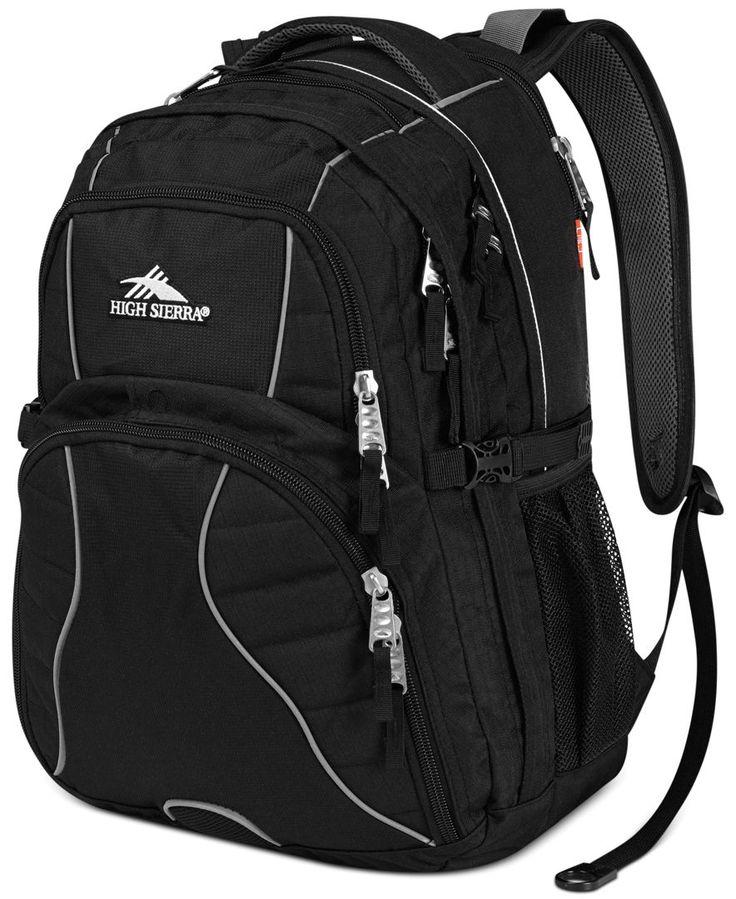 High Sierra Backpack, Swerve