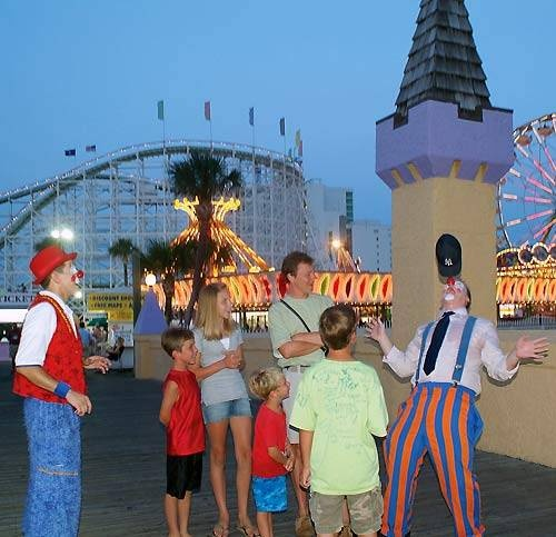 Family Kingdom Fun Things To Do In Myrtle Beach