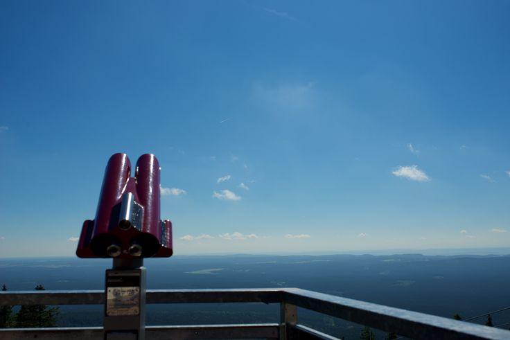 Ausblick #Wurmberg #Alm #Harz