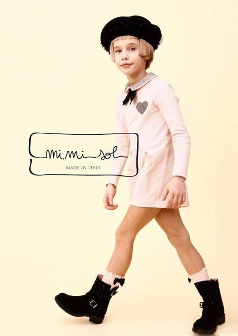 Rebecca è andata a scuola vestita cosi!! Here is Rebecca's first day of school! www.mimisol.com/... #mimisol #clothing #fashion #children #kids #childrenswear #kidswear #aw2013 #aw #collection #stores #mimisolstores #littledress #dress #bows #fashion #school #Rebecca