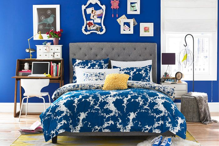 Time for a Room Makeover—the Latest Teen Vogue Bedding Collection Has Arrived! Not just for teens tho!