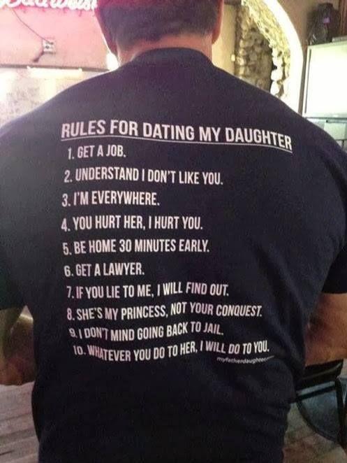 Vader van 3 dochters