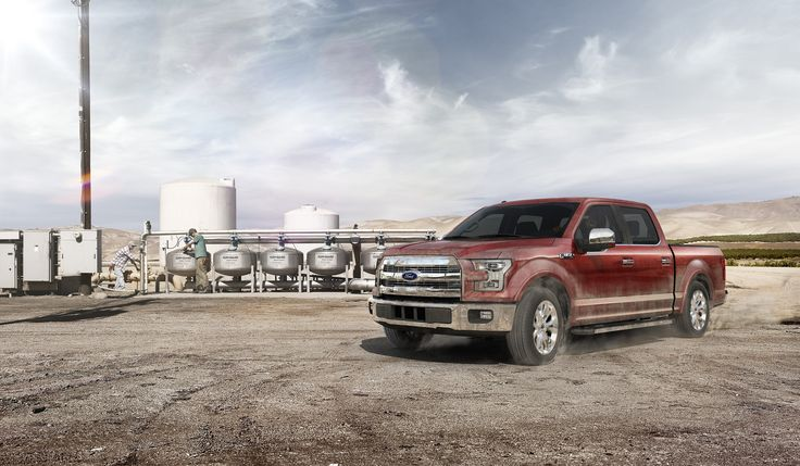 Ford F-150 Claims First Truck Trend Pickup Truck of the Year Award