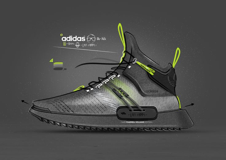 Adidas Sketch I NMD