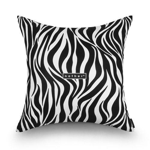 nother Animal Print Cushion (Zebra)