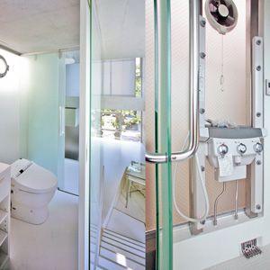 建築 デザイン | 傑作の狭小住宅20 | アトリエと店舗のあるスキップフロアの家/建築面積:8.7坪 | For M