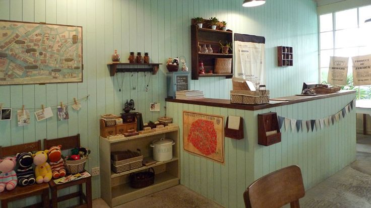 Cashier counter / zakka store