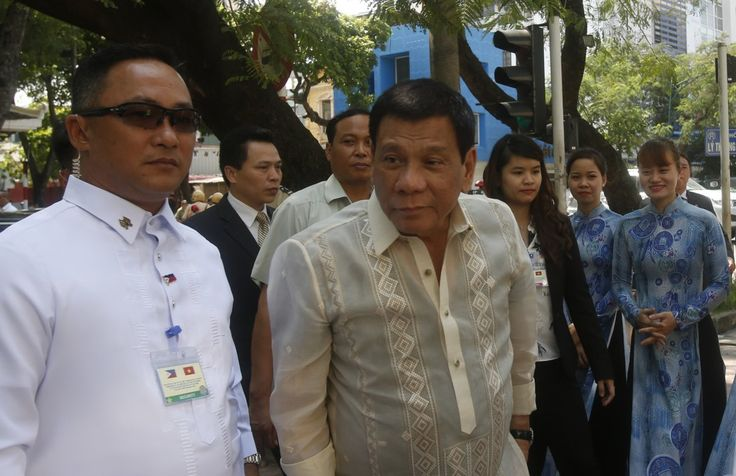 UNHRC: Investigate Philippine President Rodrigo Duterte for Murder. He is corrupt and dangerous.