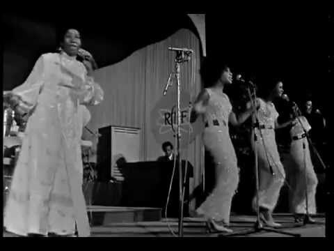 """Motown """"R-E-S-P-E-C-T""""  Aretha Franklin.  Few people know that a man actually wrote this song, in hopes his wife would realize his need for respect.  Ironic."""