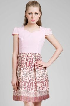 Ikat dress   dhievine for Berrybenka.com