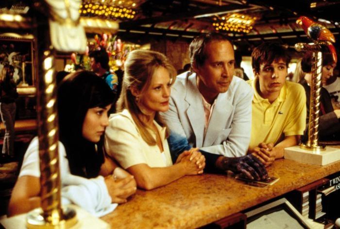 Marisol Nichols Vegas Vacation   VEGAS VACATION, Marisol Nichols, Beverly DAngelo, Chevy Chase, Ethan ...