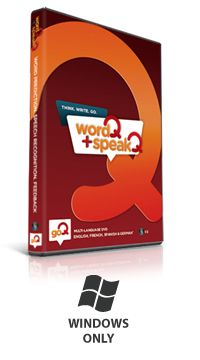 (Reading & Writing) Word Q, Speak Q: Program that works on commonly used programs, WORD, Notepad, etc. Integrates word prediction, spoken feedback, and speech recognition.  It's word prediction even when words are spelled incorrectly.  Helps those who struggle with reading and writing.