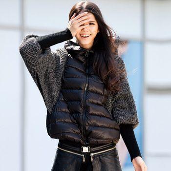"""женская куртка с рукавом """"летучая мышь"""" CS27521188 из Китая за 320 руб."""