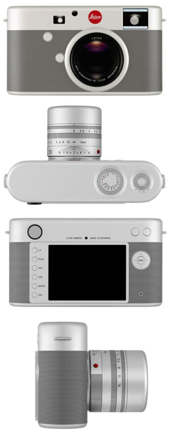 Leica M by Jony Ive and Marc Newson for (RED)