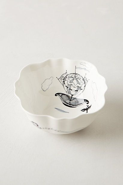 Bowled over by these crazy beaut bowls...