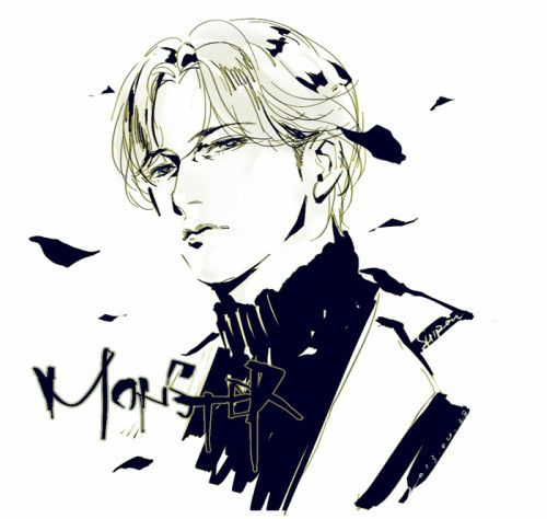 52 Best Johan Liebert/Monster Images On Pinterest