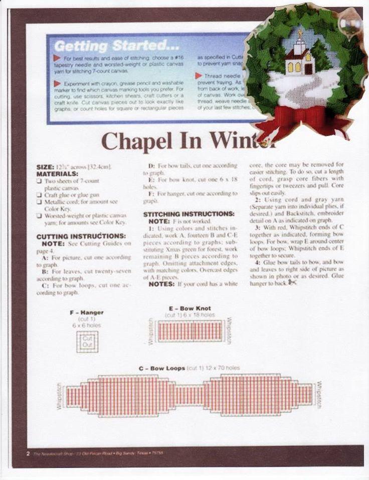 Chapel in the Winter Pg. 3/3