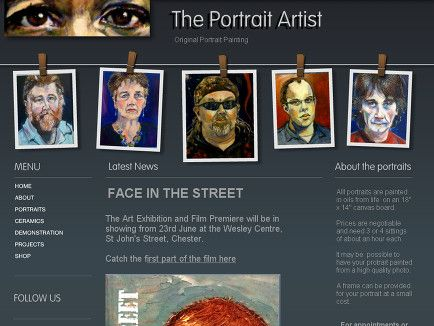 theportraitartist