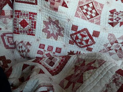 "Wilma´s Homemade Quilts: ""Quilts op schoot"",....."
