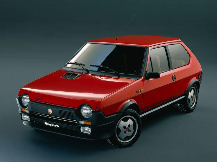 1981 Fiat Ritmo Abarth 125TC