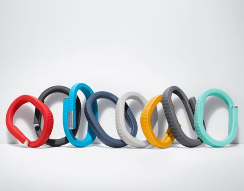 Jawbone is back with a new version of UP, a wristband that collects data based on your movements, sleep patterns, calories burned, food intake, etc. Paired with the corresponding app and you get personal insight into your daily habits and how to improve on them.
