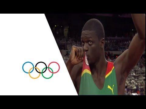 Kirani James: Putting Grenadian athletics on the map - Olympic News