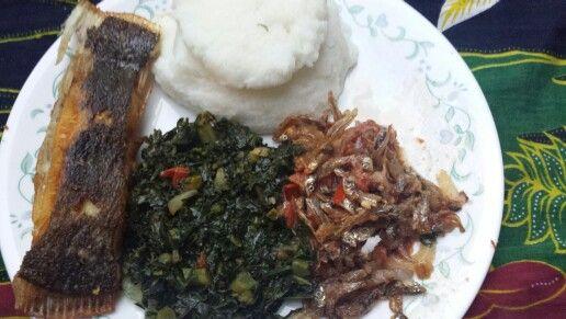 Zambian food
