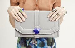 Ethical Consumer: Sea Glass Clutch
