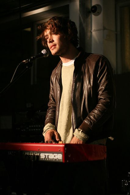 Ben Lovett, if there were a legal limit of being sexy, Ben would already be in jail!! he is to sexy!! :)