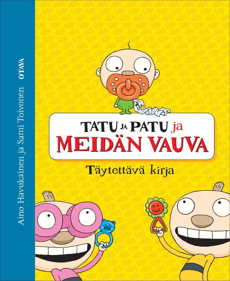 Title: Tatu ja Patu ja meidän vauva | Design: Aino Havukainen and Sami Toivonen