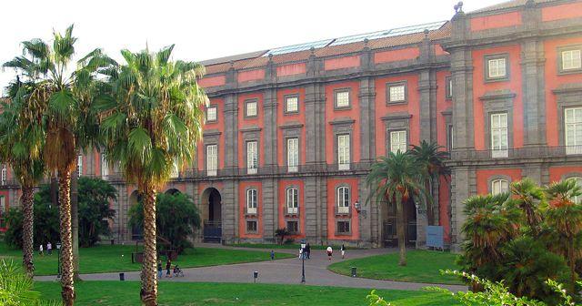 Museo nazionale di #Capodimonte: http://goo.gl/zw3aWM  #napoli #campania