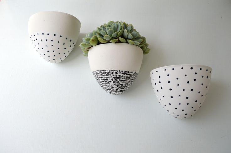 The 25 Best Ceramic Wall Planters Ideas On Pinterest 400 x 300