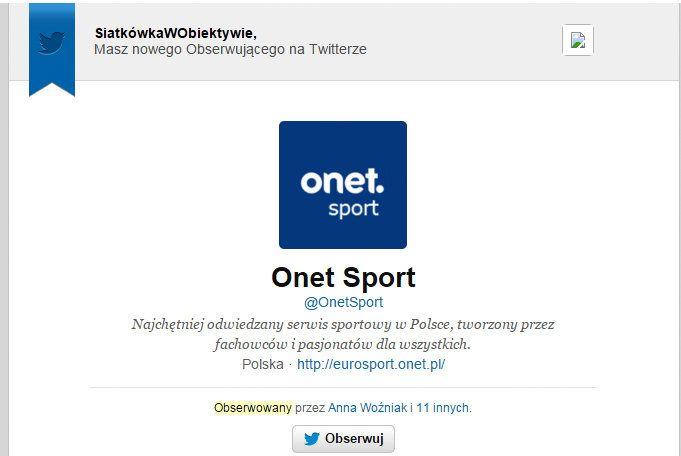 #OnetSport