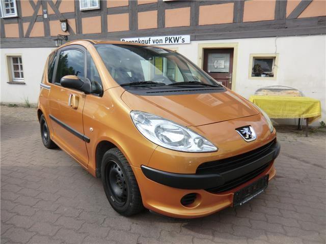 Peugeot 1007 1.4 HDI 70 Filou*KLIMA*EL. TÜREN*EURO-4* - 0
